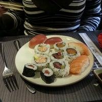 Foto scattata a Ichiban sushi wok da Alpho il 2/14/2013