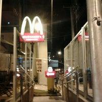 Photo taken at McDonald's by Camilo Rocha on 11/17/2012