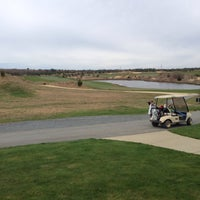 Photo taken at Twisted Dune Golf Club by Jason S. on 4/25/2015