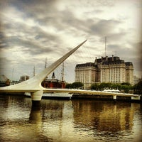 Photo taken at Women's Bridge by Federico B. on 10/6/2012