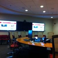 Photo taken at Savannah Meeting Room by Andrew N. on 9/25/2013