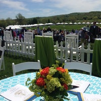 Photo taken at Virginia Gold Cup by Andi F. on 5/4/2013