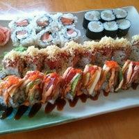 Photo taken at Kai Sushi Cafe by Tom H. on 9/29/2012