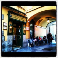 Foto tomada en Chocolatería San Ginés por Eleonora D. el 11/24/2012
