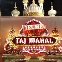 Taj mahal casino closed