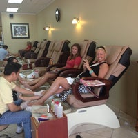Photo taken at Get Nailed by Heather R. on 5/28/2013