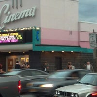 Photo taken at Cinema Theater by Steak M. on 9/3/2013