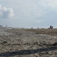 Photo taken at Wrightsville Beach Access 18 by Pedro H. on 7/20/2014