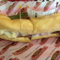 Photo taken at Firehouse Subs by Siul N. on 2/19/2013