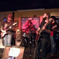 Photo taken at Mickie Finnz Fish House & Bar by Rod L. on 1/27/2013