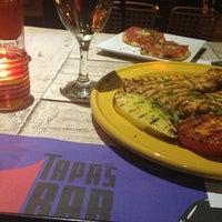 Photo taken at Tapas Bar by Giou C. on 9/15/2012