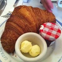 Photo taken at Café Gitane by Megan D. on 1/6/2013