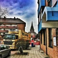 Photo taken at Rathaus Odenkirchen by Gennadiy S. on 2/28/2013