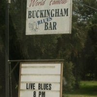 Photo taken at Buckingham Blues Bar by Jim S. on 9/11/2013