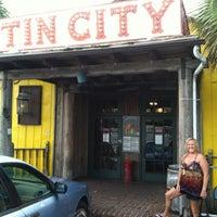 Photo taken at Tin City by Jim S. on 9/8/2013