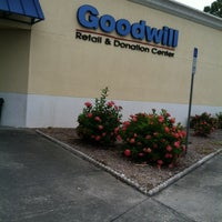Photo taken at Goodwill by Jim S. on 9/19/2013