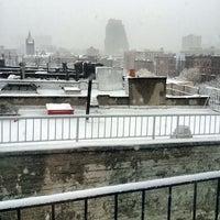 Photo taken at Adam Clayton Powell Jr. Blvd by Carlos G. on 2/3/2014