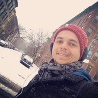 Photo taken at Adam Clayton Powell Jr. Blvd by Carlos G. on 1/21/2014