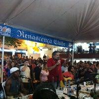 Photo taken at Renascença Clube by Valdete S. on 12/3/2012