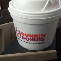 Photo taken at Dunkin' Donuts by Dawn K. on 1/19/2014