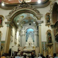 Photo taken at Old Basilica of Our Lady Aparecida by Luciana L. on 5/14/2013