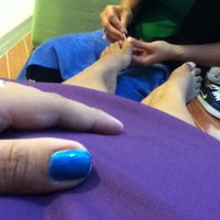 Photo taken at Hair Zone by jennica F. on 6/7/2014