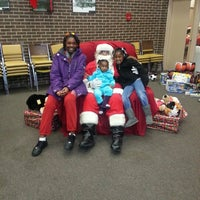 Photo taken at Muskegon Heights City Hall by Tequisa W. on 12/22/2012