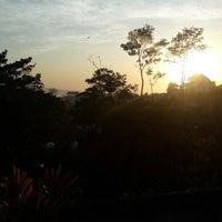 Photo taken at Jambu luwuk batu resort & convetion hall by Wulan M. on 11/1/2014
