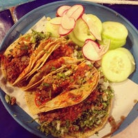 Photo taken at Tacos Charly by Andrés R. on 5/2/2014