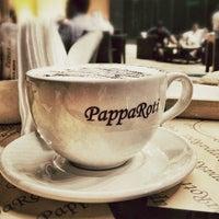 Photo taken at PappaRoti by Jason A. on 10/31/2012