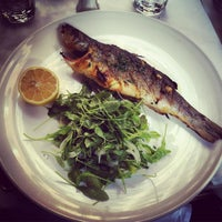 Photo taken at Brindisi Cucina di Mare by Lauren R. on 11/20/2015