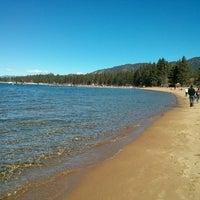 Photo taken at Lake Tahoe, NV by Sergio A. on 10/26/2014