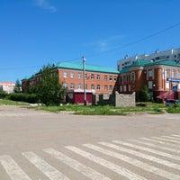 Photo taken at Оловянинский районный суд by Алексей Г. on 7/27/2013