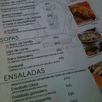 Photo taken at El Ganadero - Steak House by Dorys R. on 3/30/2013