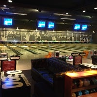 Photo taken at Striker Casual Bowling by João Luiz F. on 6/27/2013