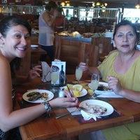 Photo taken at Mar de Viña Restaurant by Francisco Y. on 1/10/2014