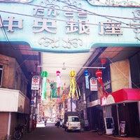 Photo taken at 中央ぎんざ通り by Mariko H. on 8/26/2014