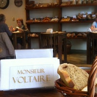 Photo taken at Monsieur Voltaire by Helio L. on 11/6/2013