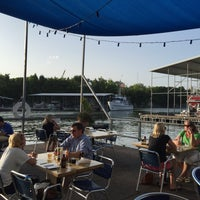 Photo taken at Blue Moon Riverfront Grille by Beemer on 7/9/2015