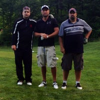 Photo taken at Byrncliff Golf Course by Jason S. on 7/18/2014