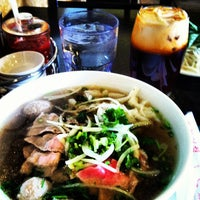 Photo taken at Pho Wagon by Patrick S. on 10/25/2012