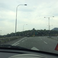 Photo taken at Plaza Tol Kuala Kangsar by Hafizah S. on 3/16/2018