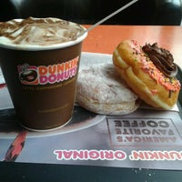 Photo taken at Dunkin' Donuts by Jazmin C. on 10/20/2012