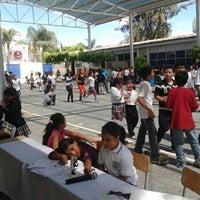 Photo taken at Escuela primaria José Vasconcelos by Angelina H. on 4/18/2013