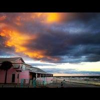 Photo taken at New Smyrna Beach Flagler Ave by Kathy P. on 11/16/2012