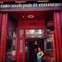 Photo taken at Fadó Irish Pub & Restaurant by Beth on 6/16/2013