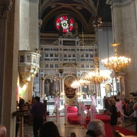 Photo taken at Hagia Triada Greek Orthodox Church by Gizem A. on 10/14/2012