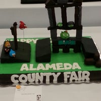 Photo taken at Alameda County Fairgrounds by KellyElena on 7/3/2013