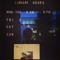 Photo taken at DVC Library by Lihe W. on 6/27/2013