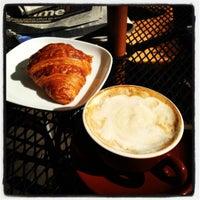 Photo taken at Moja Coffee by Darryl Q. on 10/3/2012
